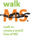 MS Walk logo